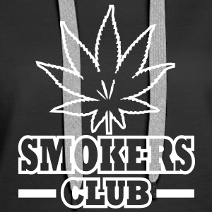 smokers club Pullover & Hoodies - Frauen Premium Hoodie
