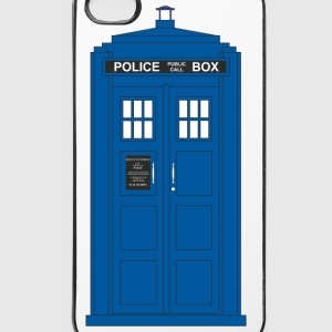 The Police Call Box  - iPhone 4/4s Hard Case