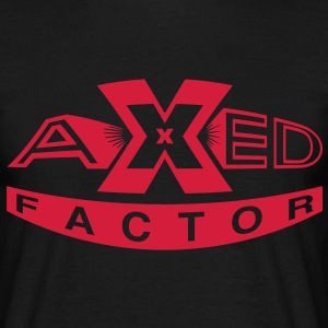 The aXed Factor - Men's T-Shirt