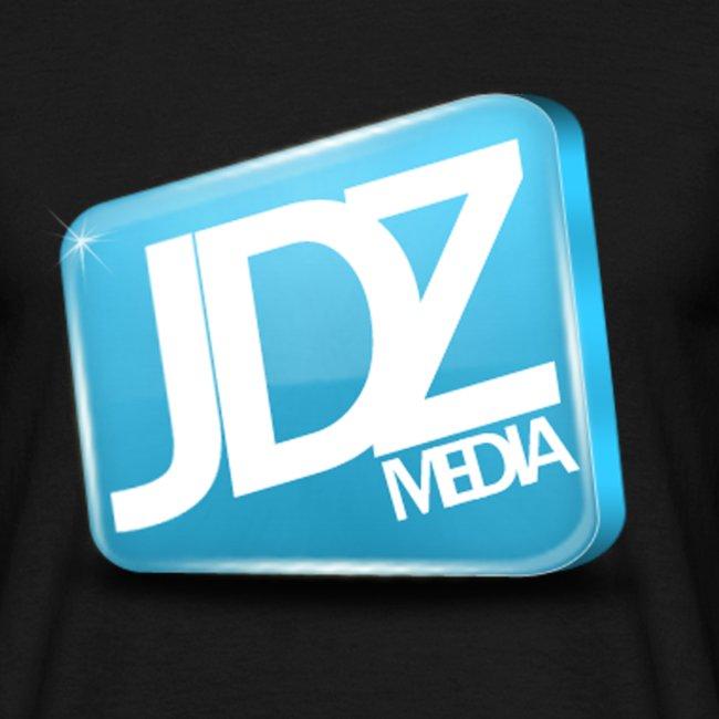 JDZmedia logo tee