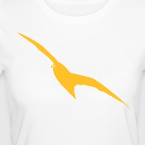 Flying Bird / fågel T-shirts - Ekologisk T-shirt dam