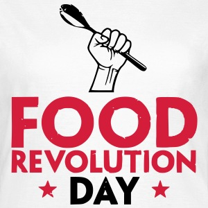 Food Revolution Tage T-Shirts - Frauen T-Shirt