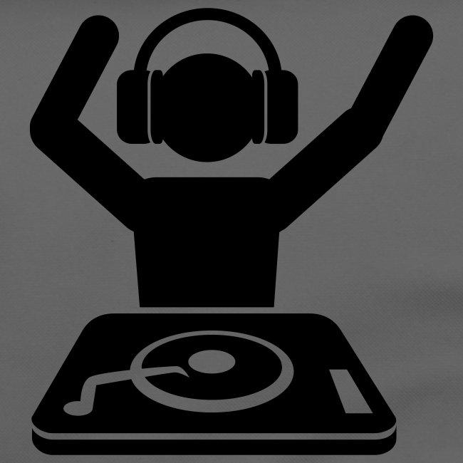Shoulder-bag: DJ