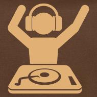 Ontwerp ~ Shoulder-bag: DJ