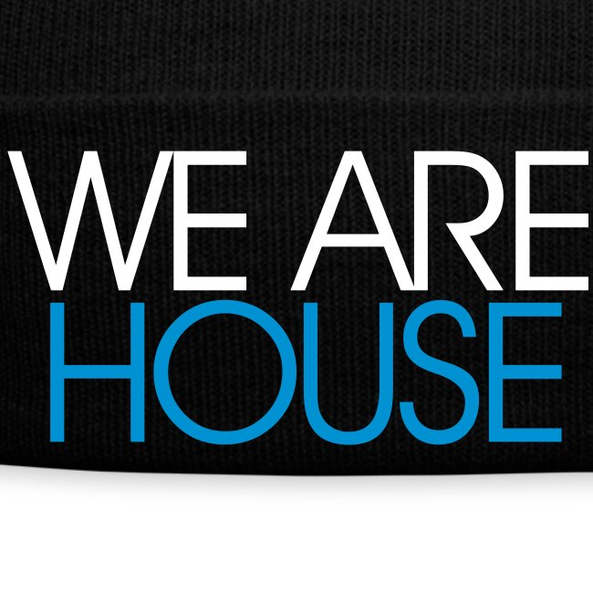 Hat - We are House