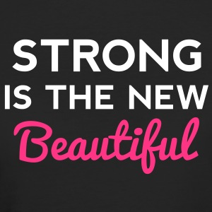 Strong Is the New Beautiful T-shirt - T-shirt ecologica da donna