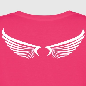 Flügel T-Shirts Wings Engel - Frauen Bio-T-Shirt