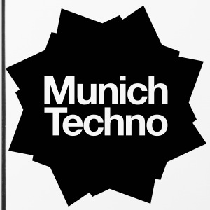 Munich Techno  4/s case - iPhone 4/4s Hard Case