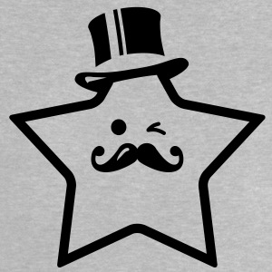 Moustache Stern 1C - Sir T-Shirts - Baby T-Shirt