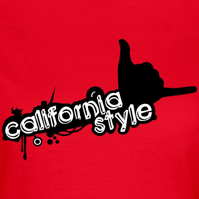 California Style Classic Girl