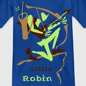 Kids Birthday - Robin Hood - Kids' T-Shirt