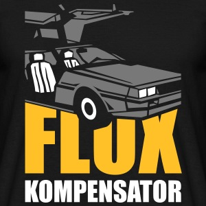 flux_dark_color T-Shirts - Männer T-Shirt