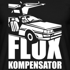 flux_dark_mono T-skjorter - T-skjorte for menn