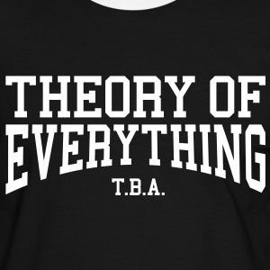 Theory of Everything - T.B.A. (Over-Under) T-Shirts - Men's Ringer Shirt