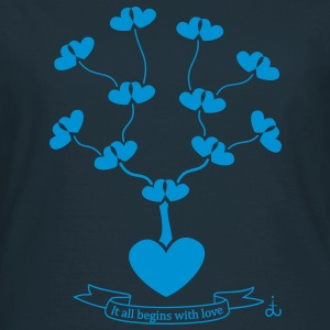 genealogy_dit T-Shirts - Frauen T-Shirt