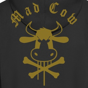 MAD COW - Men's Premium Hooded Jacket