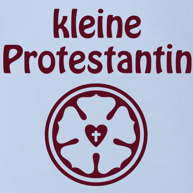 Kleine Protestantin