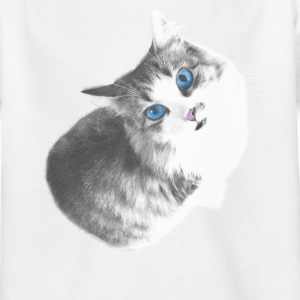 Maya the cat T-shirts - T-shirt barn