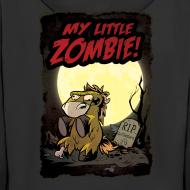Motiv ~ My little Zombie- Kapuzenjacke Männer