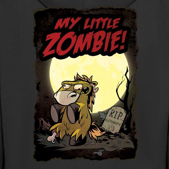 My little Zombie- Kapuzenjacke Männer