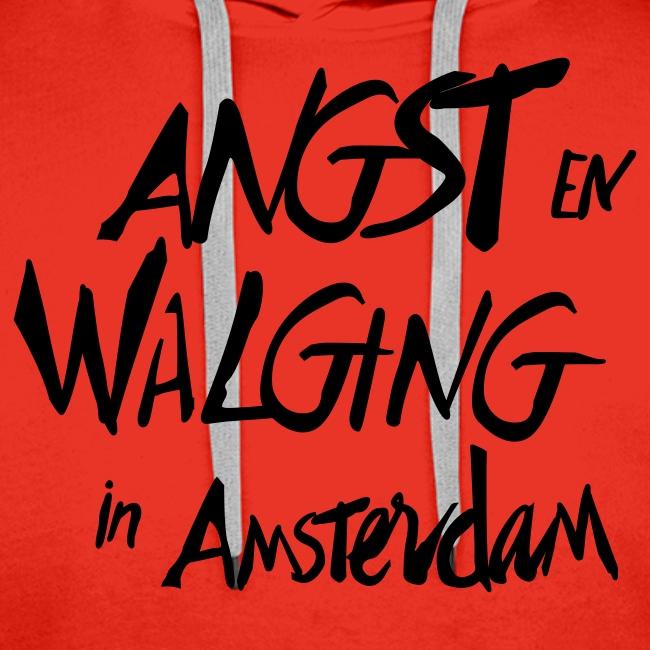 Angst & Walging Amsterdam hoody