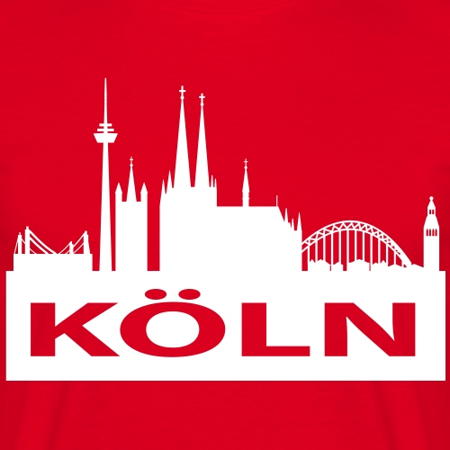 Skyline Köln - Kölner Dom