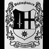 Motiv ~ Trinkflasche - Wappen