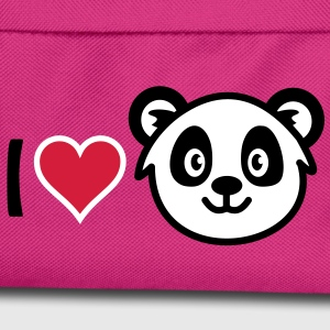 I love panda Bags  - Kids' Backpack