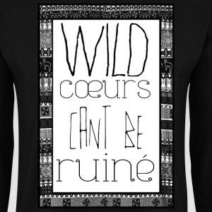Wild coeurs can't be ruiné  Pullover & Hoodies - Männer Pullover