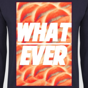 What Ever  Pullover & Hoodies - Männer Pullover