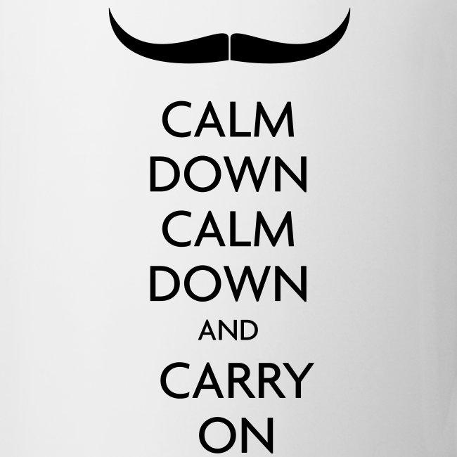 Scouser Black — Movember