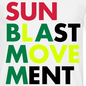 Sunblast Movement - Männer T-Shirt