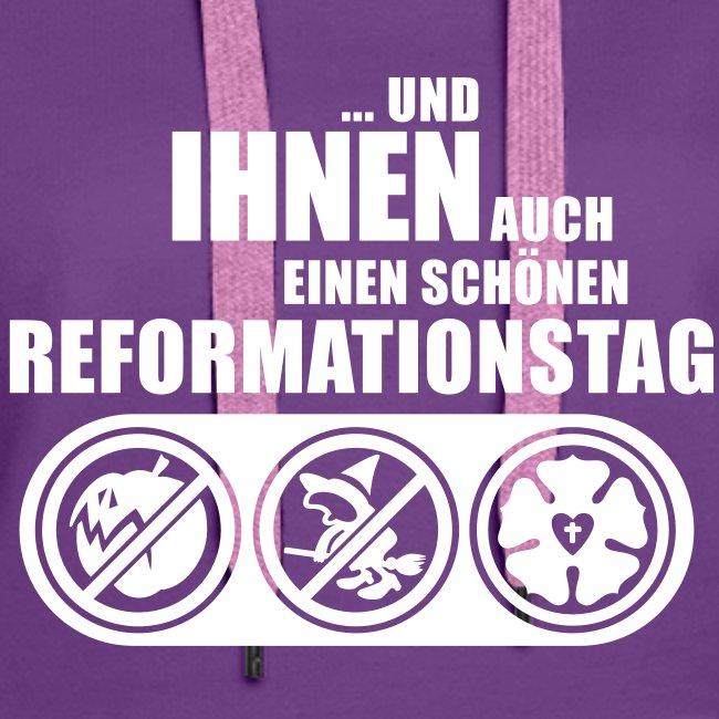 Und einen schönen Reformationstag