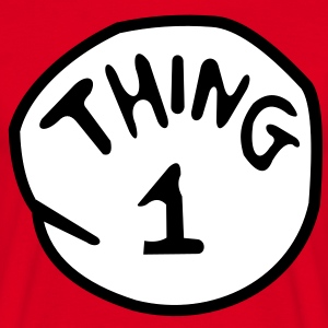 Thing 1 - Men's T-Shirt