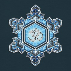 Water Crystal - Thank You / Gratitude / OM / Emoto T-Shirts