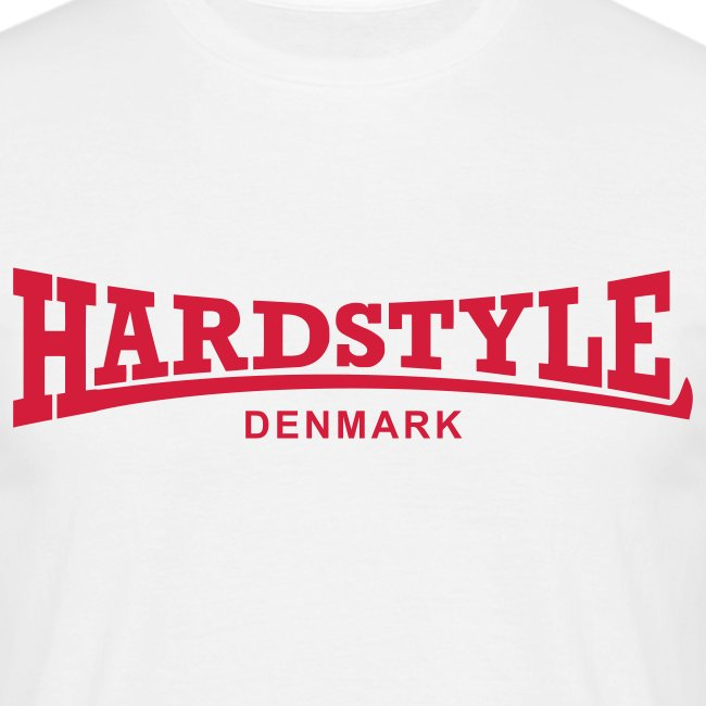 Hardstyle Denmark - Red