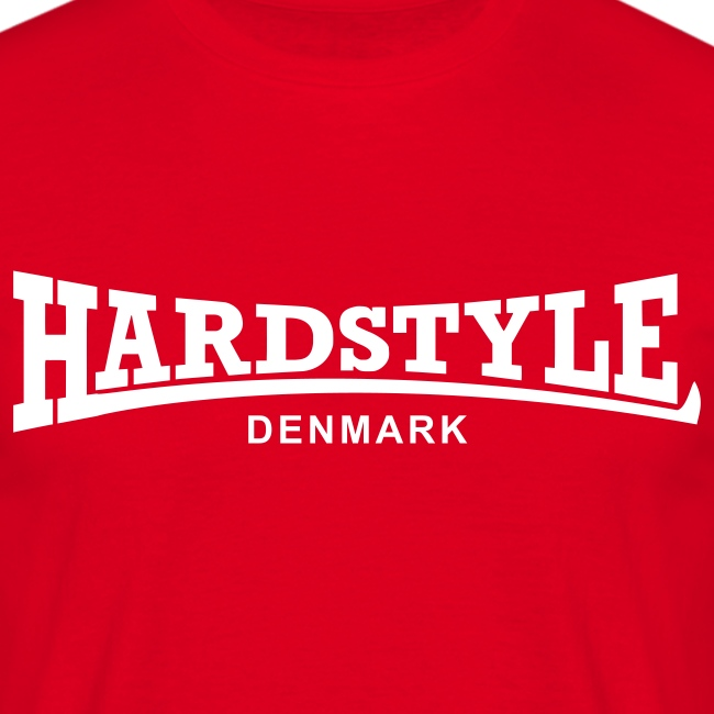 Hardstyle Denmark - White