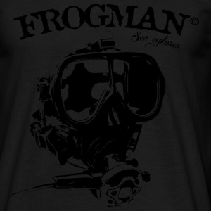 masque frogman Tee shirts - T-shirt Homme