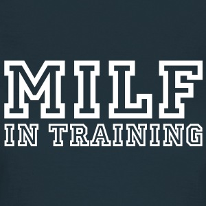 milf in training T-shirts - Vrouwen T-shirt