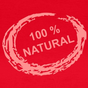 100 % Natural - Frauen T-Shirt