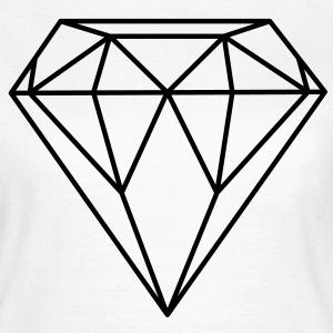 Diamond t shirts spreadshirt - Diamant dessin ...