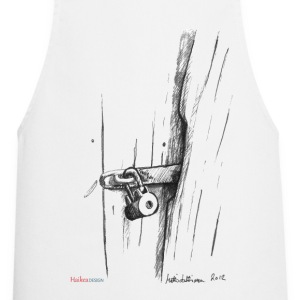 Old lock of shack  Aprons - Cooking Apron