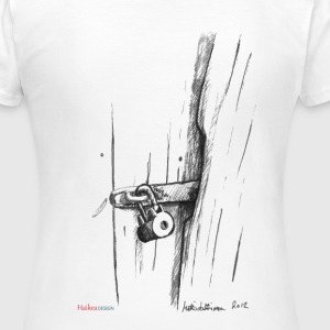 Old lock of shack T-Shirts - Women's T-Shirt