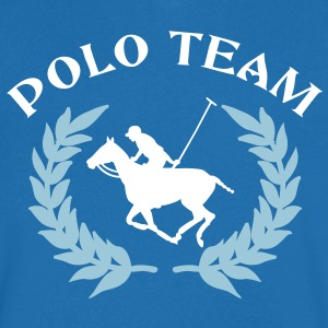 Polo Team T-Shirts - Men's V-Neck T-Shirt