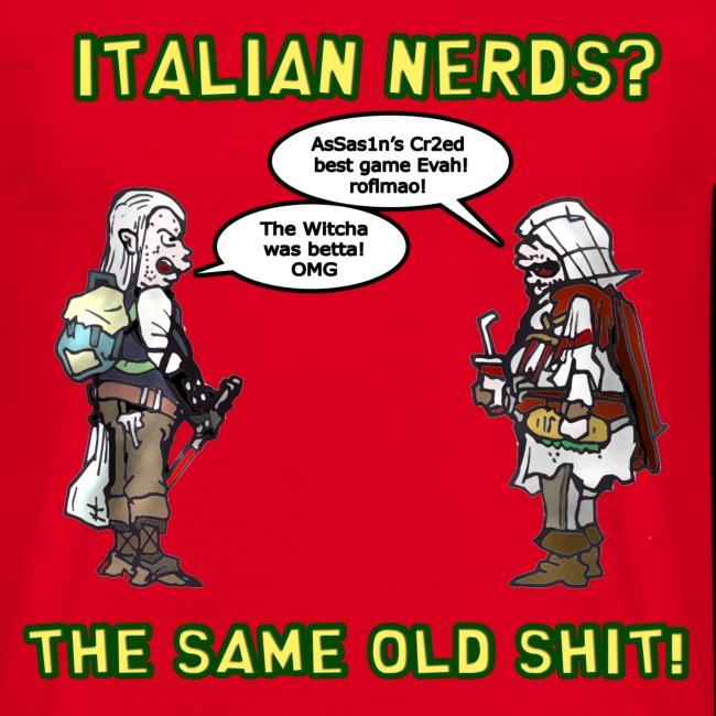 Italian Nerds Shirt