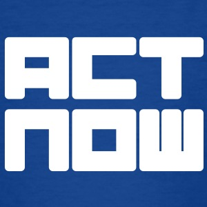 act now Shirts - Kids' T-Shirt