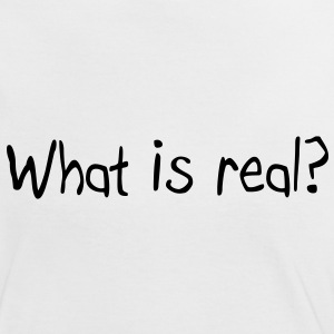 What is real Matrix T-shirts - Vrouwen contrastshirt