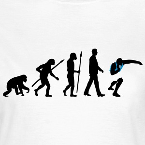 evolution_kugelstosser_102012_b_3c T-Shirts - Frauen T-Shirt