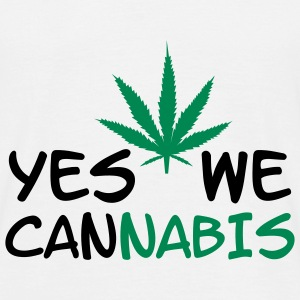 Yes we Cannabis ! T-Shirts - Men's T-Shirt