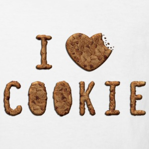 i love cookie T-Shirts - Kinder Bio-T-Shirt